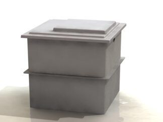 Two Piece Water Tank - 1000 litres
